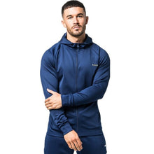 Load image into Gallery viewer, Spring Men Sportswear Tracksuit Hooded Jacket Sweatshirt+pant Male Running Jogger Casual Workout Outfit Exercise Set Sport Suit