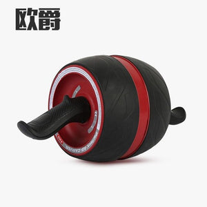 Health Abdomen Trainer Mute Ab Machine Home Gym Workout Equipment Perfect Fitness Ab Carver Pro Roller for Core Workouts