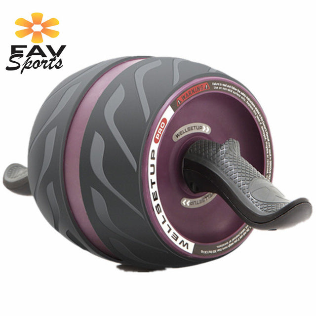 Abdominal Muscle Sports Abdominal Trainer Wheel Exercises AB Roller Workout 6 Pack Strength Training AB Wheel Gym Abdominal