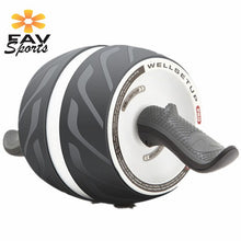 Load image into Gallery viewer, Abdominal Muscle Sports Abdominal Trainer Wheel Exercises AB Roller Workout 6 Pack Strength Training AB Wheel Gym Abdominal