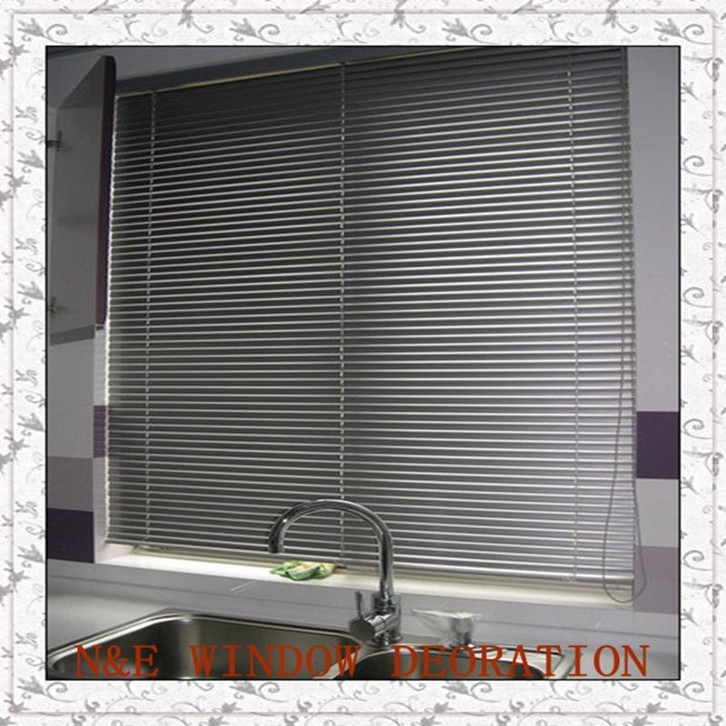 window cheap aluminum blinds for Living room/kichen room and bedroom blinds with Free shipping cost