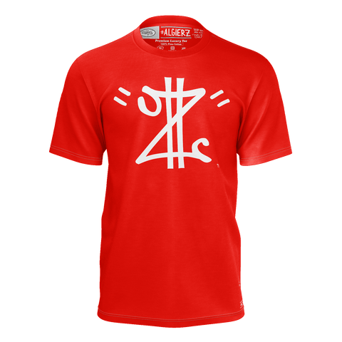 Z Money, T-Shirt, Red