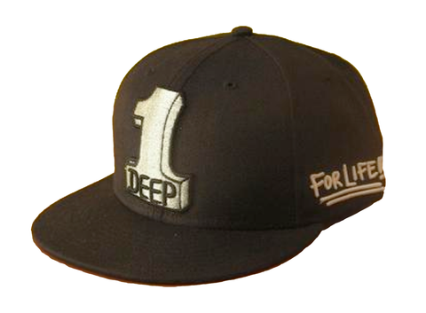 1 Deep (black) Hat