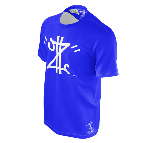 Z Money, T-Shirt, Royal Blue REMIX