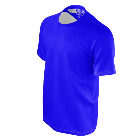 Basic T-Shirt, Blue