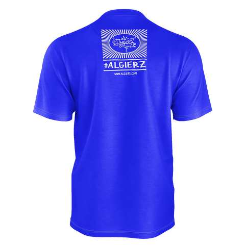 Z Money, T-Shirt, Royal Blue