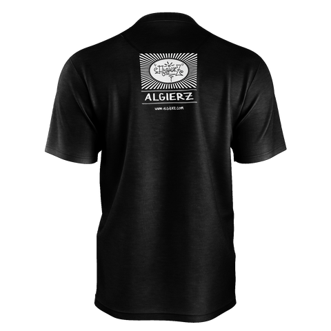 Forget To Exhale, T-Shirt, Black