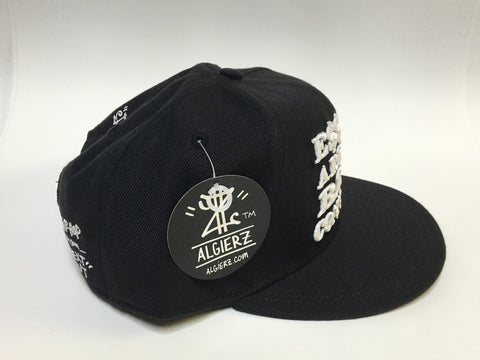 Essays Are The Best - Black Snapback Hat