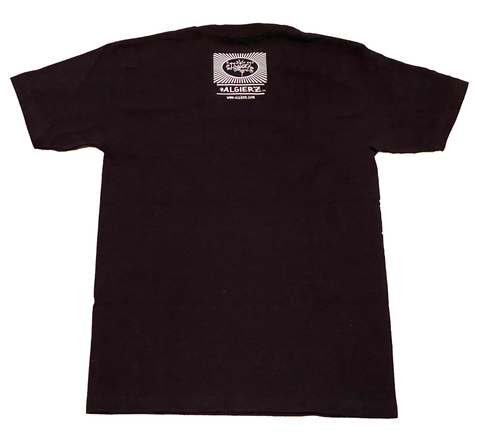 "Algierz ""Basic"" - Black T-Shirt"