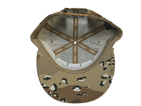 Z Money Snapback Brown Camo
