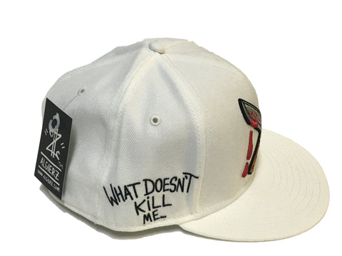 What Doesn't Kill Me (White) Hat