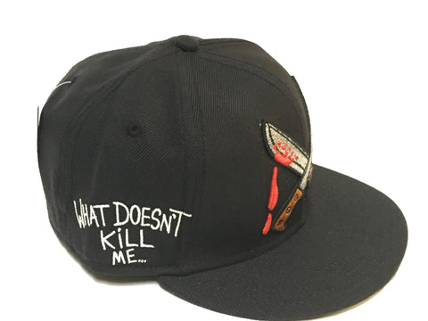 What Doesn't Kill Me (Black) Hat
