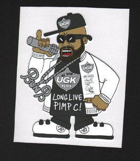 Bun B - Sticker