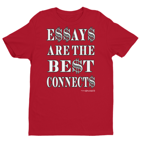 Essays Are The Best (red) T-Shirt