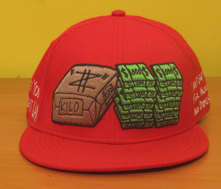 Get Your Weight Up (red) Hat
