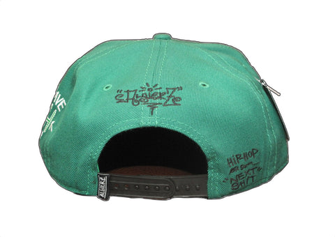 Gotta Have Cash On Delivery - Snapback - Green