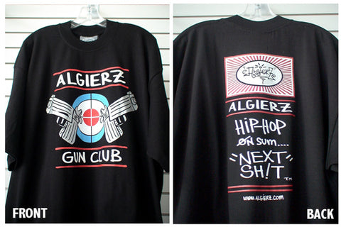 Gun Club (black) T-Shirt