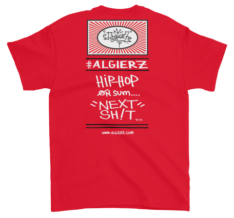 All I Do Is Hit Licks (red) T-Shirt