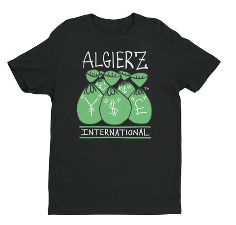 International Money (black) T-Shirt