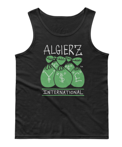 International Money (black) Tank