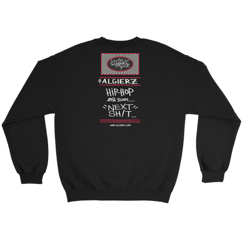 What Doesn't Kill Me - Crewneck Sweatshirt (black)
