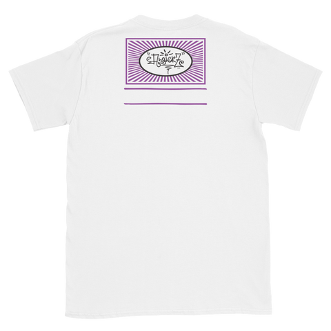 Purple Drank T-shirt, white