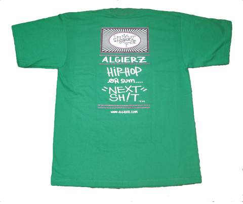 Your Swag Sucks! (T-Shirt) green