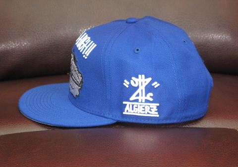 We Fly High - Snapback Blue