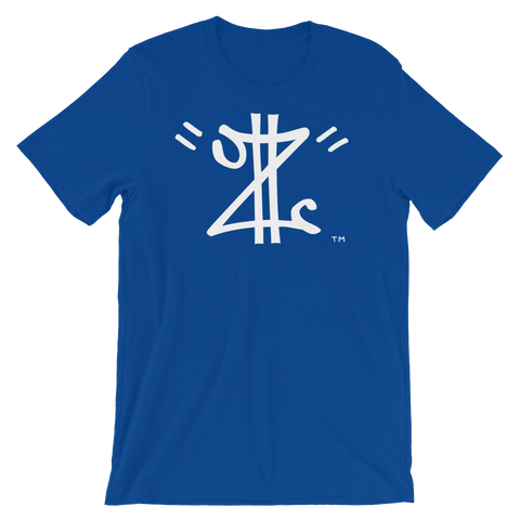 Z Money (Royal Blue) T-Shirt