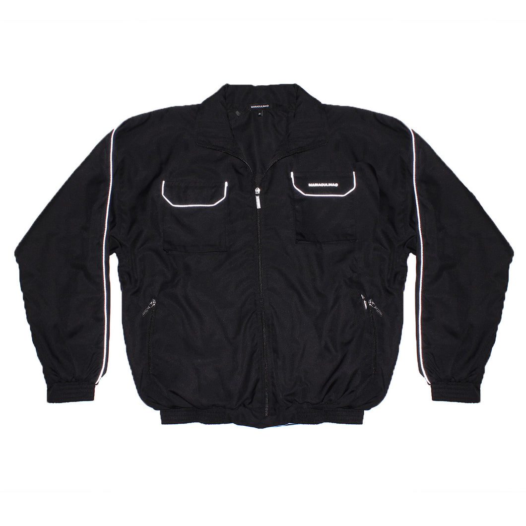 3M SHELL ZIP-UP BLACK