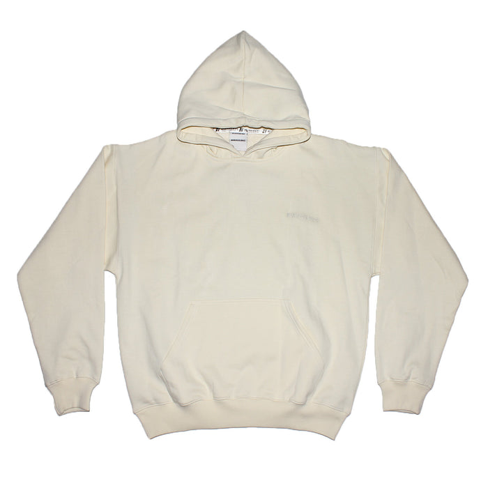 LOUNGE HOODIE BUTTERCREAM