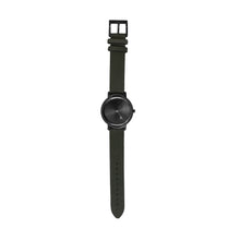 Load image into Gallery viewer, GREY / BLACK UNISEX WATCH
