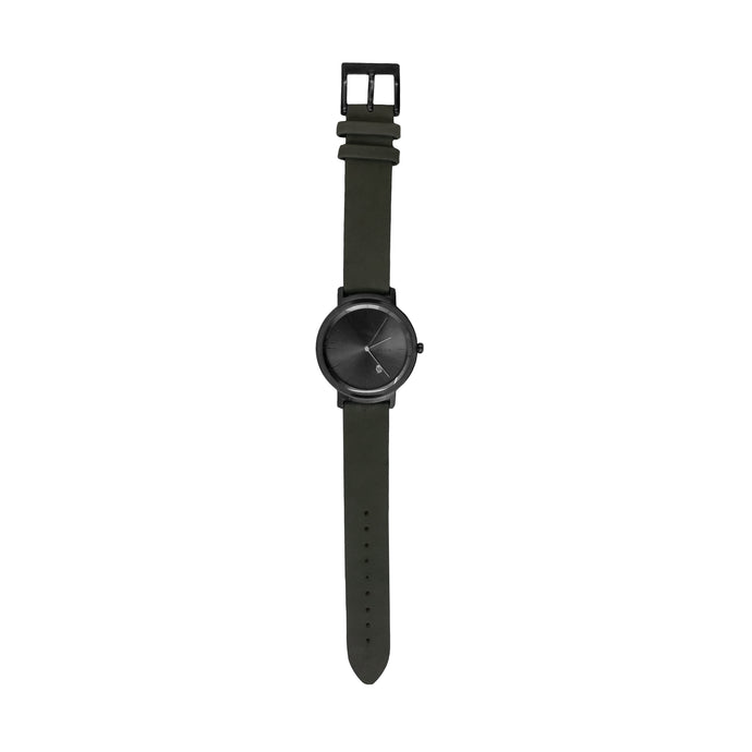 GREY / BLACK UNISEX WATCH