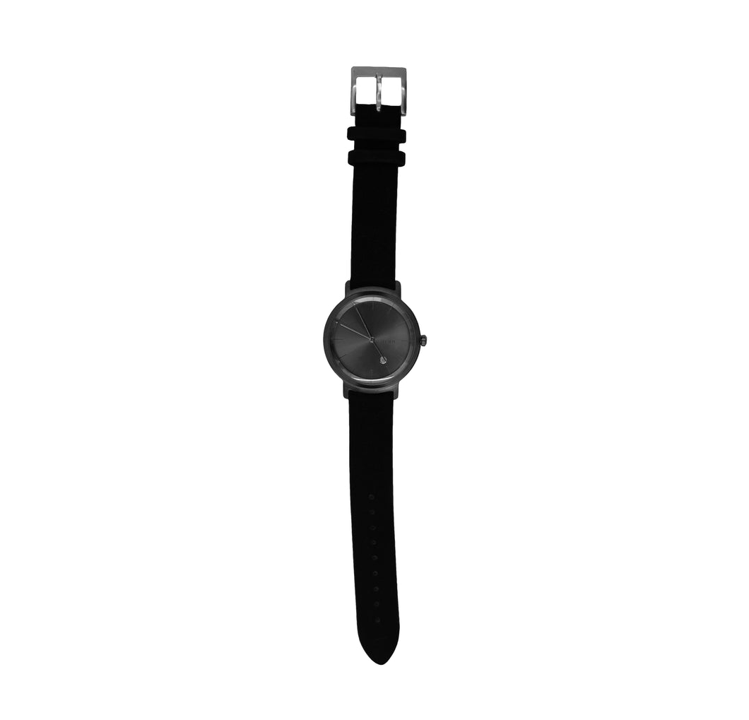 BLACK / BLACK UNISEX WATCH