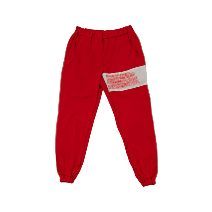 HARSH PHASE 2 PANTS RED