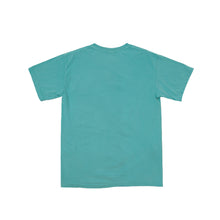 Load image into Gallery viewer, LOGO T-SHIRT TEAL & BLUE
