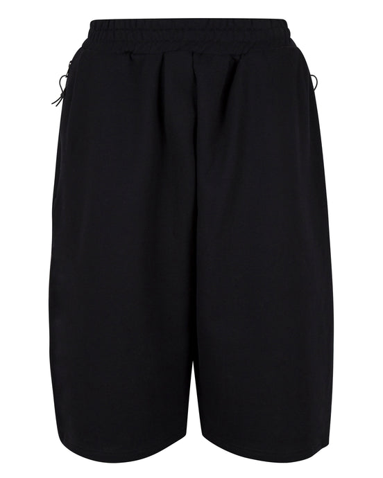 FLEECE DECK SHORT BLACK