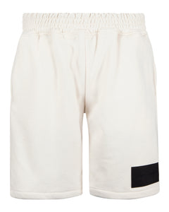 FLEECE LOUNGE SHORT CREAM