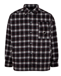 FLANNEL WORK SHIRT MIXED