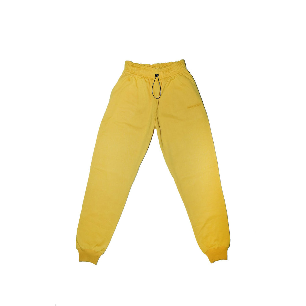 LOUNGE PANT YELLOW