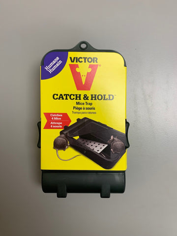 Victor Catch & Hold Mouse Trap