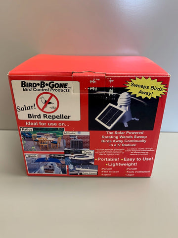 Bird B Gone Solar Bird Repeller