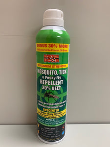 Dr Doom Mosquito Tick & Pesky Fly Repellent
