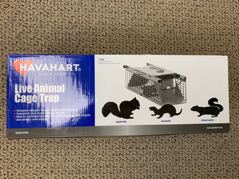 Havahart Live Trap - Chipmunk (Small)