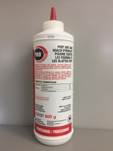 Pro Ant And Roach Pyrodust Powder