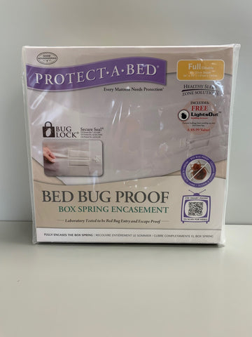 Protect-A-Bed Box Spring Encasement