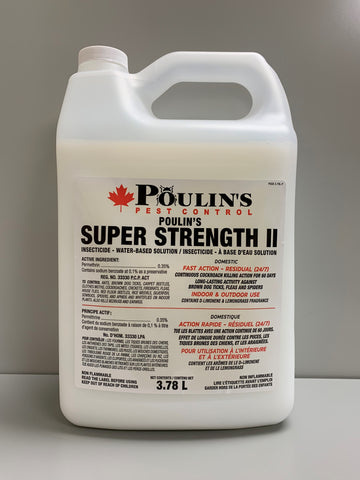 Poulin's Super Strength II