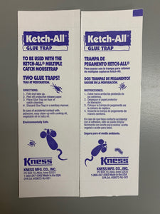 Ketch-All Glue Traps