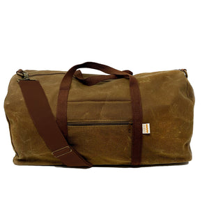 Waxed Canvas Mover - Earth