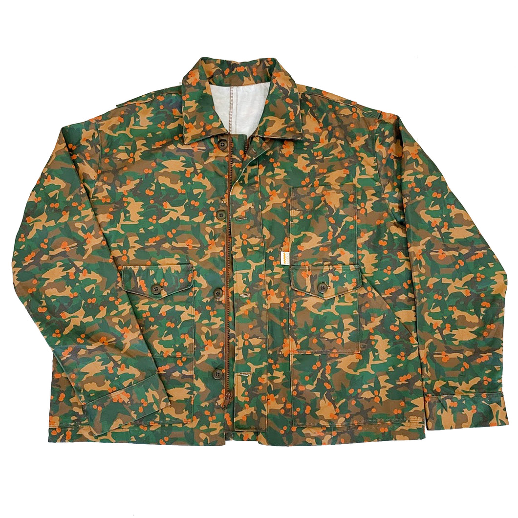 Men's Loquat Camo Jacket - Fresh